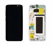 inlocuire display cu touchscreen si rama samsung galaxy s8 g950f silver