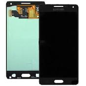 inlocuire display cu touchscreen samsung sm-a700f galaxy a7 2015 negru original