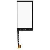 inlocuire geam touchscreen htc 601e one mini m4 original