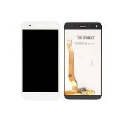 inlocuire display cu touchscreen huawei p9 lite mini y6 pro 2017 alb