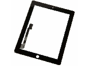 inlocuire geam touchscreen apple ipad 3 ipad 4 negru