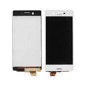 inlocuire display cu touchscreen sony f5122 xperia x dual f5121 alb