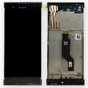 display touchscreen si rama sony xperia xa1 g3121 g3123 g3125dual g3112 g3116