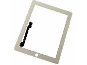 inlocuire geam touchscreen apple ipad 3 ipad 4 alb