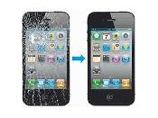inlocuire schimbare geam sticla touchscreen display iphone 5c