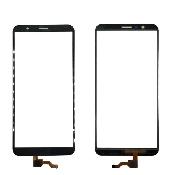 inlocuire geam touchscreen sticla display huawei honor 7x negru