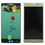 inlocuire display set complet samsung sm-a500f galaxy a5 gold original