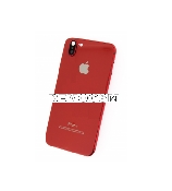 inlocuire carcasa iphone 6s plus design iphone x red