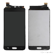 inlocuire display cu touchscreen samsung j7 prime negru sm-g610 galaxy on7 pro