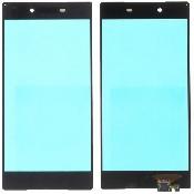 inlocuire geam touchscreen sony xperia z5e6603e6633e6653e6683 negru