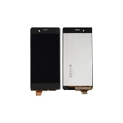 inlocuire display cu touchscreen sony f5121 f5122 xperia x dual