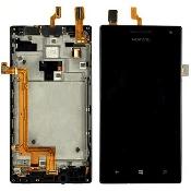 inlocuire display cu touchscreen huawei ascend w1 u8835