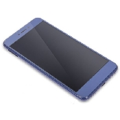 inlocuire display touchscreen rama huawei p8 lite 2017 albastru topaz