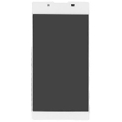 inlocuire display cu touchscreen sony g3311 g3312 g3313 xperia l1 alb