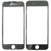 inlocuire schimbare geam ecran sticla display iphone 7 plus negru
