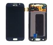 inlocuire display cu touchscreen samsung sm-g920f galaxy s6 original
