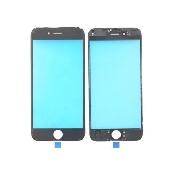 inlocuire schimbare sticla geam ecran iphone 6 plus negru original