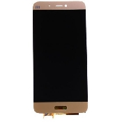 inlocuire set display touchscreen xiaomi mi 5 gold original