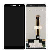 inlocuire display cu touchscreen nokia 7 plus e7 plus