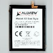 inlocuire baterie acumulator allview x2 soul style plus original