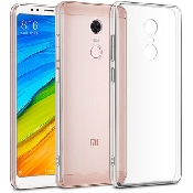 husa xiaomi redmi note 5 redmi 5 plus silicon transparent black