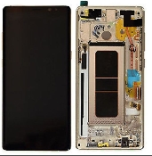 inlocuire display samsung note 8 sm-n950f gh97-21065d gold in system buy-back