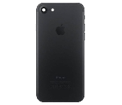 inlocuire carcasa capac spate apple iphone 7 black