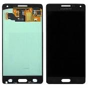 inlocuire display cu touchscreen samsung sm-a500f galaxy a5 negru original