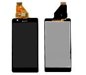 inlocuire display cu touchscreen sony xperia xr c5502 c5503m36
