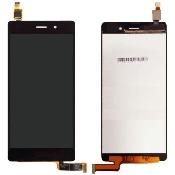 inlocuire display cu touchscreen huawei p8 lite ale-l21