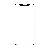 inlocuire sticla geam ecran display iphone xr