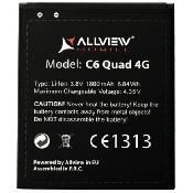 inlocuire baterie acumulator allview c6 quad 4g original