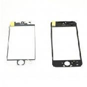 inlocuire geam sticla ecran display iphone 8 plus alb