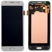 inlocuire display cu touchscreen samsung sm-j500fn galaxy j5 alb original