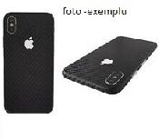 folie carbon full back cover carcasa spate huawei p smart plus nova 3i