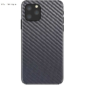folie carbon full back cover carcasa spate huawei y9a