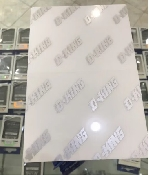 folie silicon full face display  ecran cricket vision