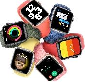 folie silicon protectie la display ceas apple watch se
