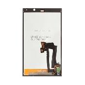 inlocuire set display cu touchscreen blackberry z10