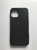 husa silicon negru mat iphone 12