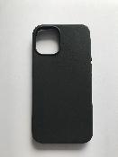 husa silicon negru mat iphone 12 pro