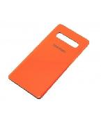 inlocuire capac baterie samsung sm-g973f galaxy s10  orange original