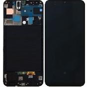 inlocuire display cu touchscreen si rama samsung sm-a505f galaxy a50 oem original
