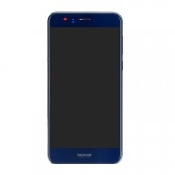 inlocuire display cu touchscreenrama si baterie huawei honor 8 original blue