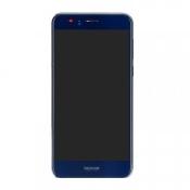 inlocuire display cu touchscreenrama si baterie huawei honor 8 original blue