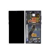 display complet samsung note 10 n970 aura black service pack oem