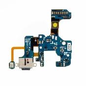 inlocuire flex modul incarcare mufa microfon samsung galaxy note 8 sm-n950