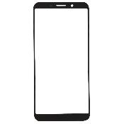inlocuire geam sticla ecran la display oppo a83 negru