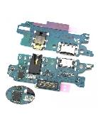 inlocuire modul mufa microfon conector alimentare samsung m20 m205