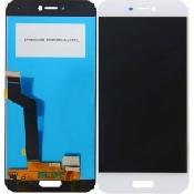 inlocuire set display cu touchscreen xiaomi mi 5c alb
